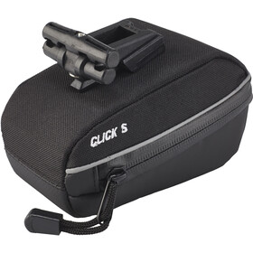 Cube Click Seat Post Bag S black